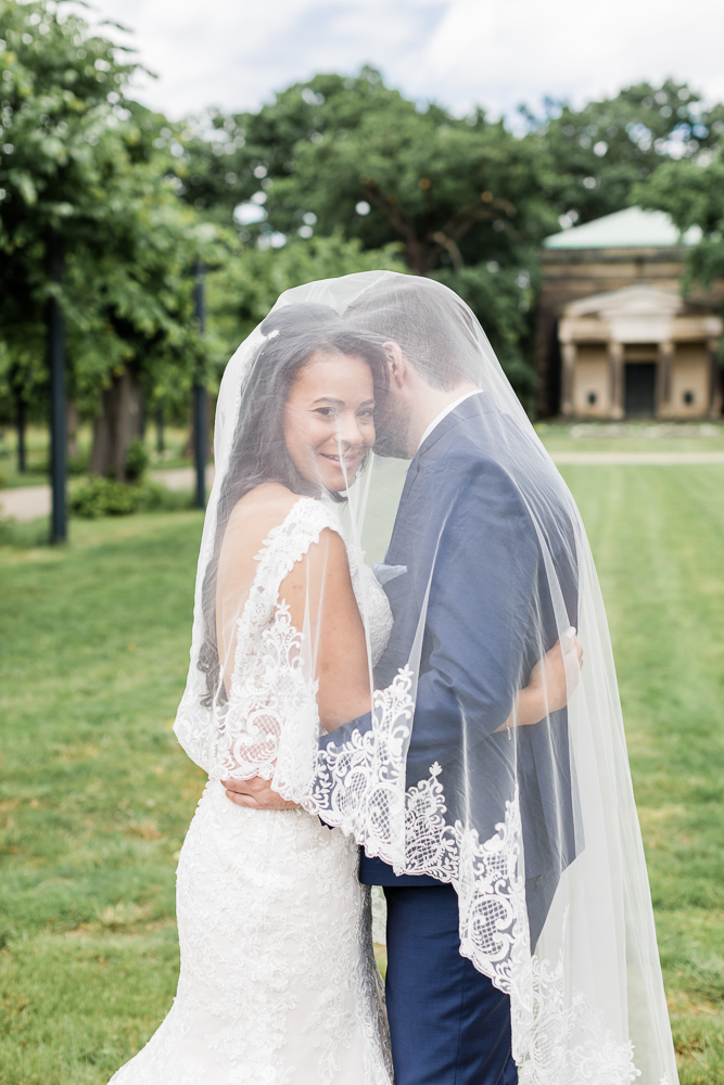 Brautpaar berggarten hannover